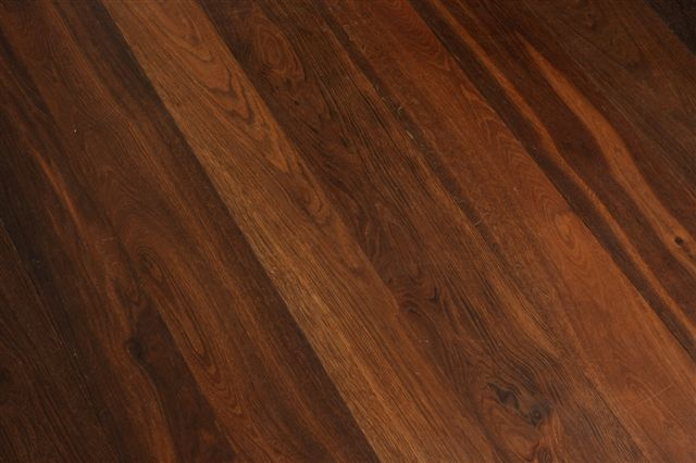 semi solid smoked oak